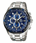 Casio EF539D-2AV, Edifice Watch, Chronograph, Stainless Steel Band, Tachymeter