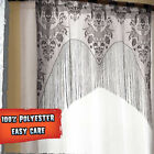 Halloween Lace Spider Web Tablecloth Fireplace Table Topper Covers Party Decor
