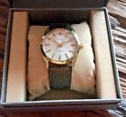 Rolex Oyster Perpetual 14k Gold-Shell Model 1024