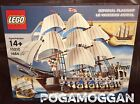 NEW SEALED LEGO 10210 IMPERIAL FLAGSHIP NIB PIRATES SHIP Great Gift