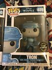 Funko POP Movies Disney's Tron Movie Tron and Sark Glow in the Dark CHASE!!!!!!