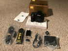 Nikon D D750 243MP Digital SLR Camera Black Body Only Used