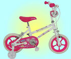 Sparkle and Glitz Daisy 12 Girls Bike with Removable Stabilisers