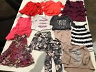 Toddler Girl Size 18 24 Month Baby Gap Old Navy HM Lot Of 12 Pieces Euc Tops