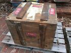 """"""" X 24"""" Shipping Box / Crate With Lid - Very Good"""