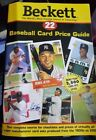 Beckett Baseball Card Price Guide: Vol. 22 (2000) PAPERBACK, Preowned.