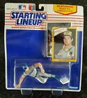 1990 Starting Lineup Card and Action Figure - Paul Molitor - Brewers
