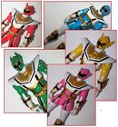 Power Rangers Mystic Force Mystic Sound Action Figure Red Blue Pink Green Yellow
