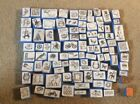 Set of foam rubber stamps Joshua Morris Create a Story animal walls faces