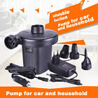 Portable AC Electric Air Pump Inflator Inflatable Suction Household Car 110/220V