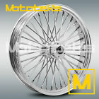FAT SPOKE WHEEL 21X35 40 FAT FOR HARLEY SOFTAIL FATBOY SLIM DELUXE HERITAGE NEW