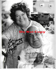 PEGGY REA & SORRELL BOOKE DUKES OF HAZZARD Signed 8x10 autographed RP