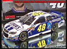 JIMMIE JOHNSON 2013 LOWES FOUNDATION 1 24 ACTION