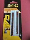 Stanley Fatmax HCS Jigsaw Blades for cutting wood, plywood, chipboard