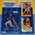 1993 JOSE CANSECO first Texas Rangers #33 Starting Lineup - FREE s/h - Kenner NM