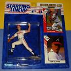 1993 TOM GLAVINE Atlanta Braves - FREE s/h - HOF Starting Lineup + 2 cards NM+