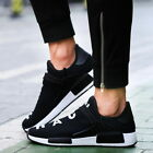 Mens Athletic Sports Shoes Outdoor Breathable Walking Running Casual Sneakers
