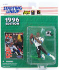 Starting Lineup Mark Carrier Panthers Figure 1996 Edition MOC