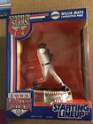 Willie Mays 1995 Starting Lineup Stadium Stars Figure NM San Francisco Giants