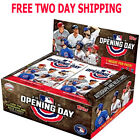 ORIGINAL 2018 Topps Opening Day Baseball Hobby Box 36 Packs 7 Cards Sealed New