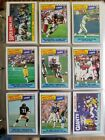 1987 Topps Football Complete 396 Card Set + 24 1000 Yard Club Insert Set