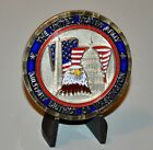 US Army Military District of Washington Commanding General Challenge Coin v2