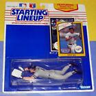 1990 STEVE SAX 1st New York NY Yankees Starting Lineup #6 - FREE s/h - Kenner