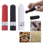Home Automatic Electric Spice PepperSalt and Pepper Mill Salt Grinders Mill