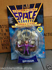 MATTEL action figure Captain Simian And Space Monkeys Spydor Vehicle Combat