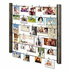 RooLee Hanging Picture Frame Wood Picture Frame Collage for Wall Decor Multi