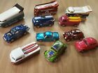 HOT WHEELS VOLKSWAGEN LOT OF 11 LOOSE MINT CONDITION + 1 LOOSE MYSTERY VW