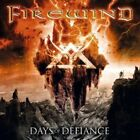 FIREWIND Days Of Defiance + 2 JAPAN CD Apollo Ozzy Mystic Prophecy Outloud Gus.G