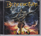 BENEDICTUM OBEY CD FROM 2013 FRONTIERS RECORDS JOHN HERRERA METAL