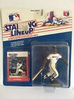 Starting Lineup KEVIN BASS #27 NY Astros MLB Figure Card NEW Kenner 1988
