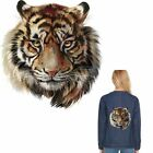 Lovely Tiger Patch T shirt Heat Transfer Sticker DIY Iron On Applique Decoration