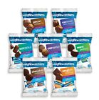 Weight Watchers Variety Pack Chocolate Candy Toffee Mousse Coconut 7 Flavors