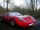 GT 40 Replica Registered for road use at the DVLA