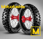 HONDA MX WHEELS FOR CRF250 CRF450 CRF450R CR250R ANY RIM/HUB COLOR COMBO W/ TIRE