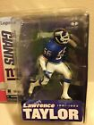 2005 McFarlane NFL Legends Series 1 Lawrence Taylor Football Figure