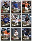 2018 TOPPS BUNT GOLD PARALLEL YOU PICK 9 CARD LOT 175+ UNIQUE CARDS