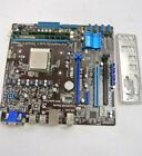 ASUS F1A55 M LE Motherboard w AMD A6 3500 21ghz APU +8GB DDR3 + IO Shield
