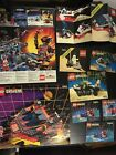 Lego 25+ vintage instructions: castle space pirate town star wars aquazone