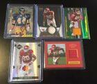 TONY GONZALEZ 5-Card Lot! 1997 Rookie AUTO! All Numbered Jersey Auto. CHIEFS!