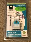 Cricut Solutions Cartridge HOME DECOR NEW