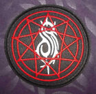 SLIPKNOT PATCH EMBROIDERED S LOGO PATCH KNOTFEST STONE SOUR SEW IRON DIY