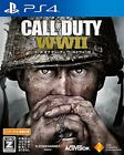 Used PS4 Call of Duty World War II Japan Import