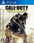 Used PS4 Call of Duty: Advanced Warfare [Dubbed] Japan Import