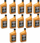 Drag Specialties 12qt Motorcycle Case Universal Primary Oil for Harley Davidso