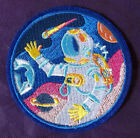 ASTRONAUT PATCH SPACE SHUTTLE NASA COSPLAY PLANETS SOLAR SYSTEM DIY SEW IRON