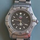 TAG HEUER PROFESSIONAL 2000 Mens Midsize Diver Watch, 962.013-2 Stainless Steel